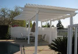 Lattice Patio Ideas by Pergola Pergola Vinyl Glorious Pergola Vinyl Roof U201a