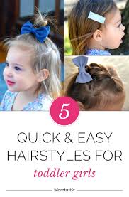 best 25 easy toddler hairstyles ideas on pinterest kid