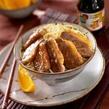 comment cuisiner un canard suzi wan magret de canard à l orange sauce soja sucrée
