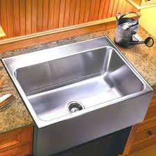 top mount stainless steel sink single bowl kitchen sink top mount top mount stainless steel kitchen