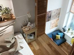 small studio apartment in moscow with loft bedroom idesignarch