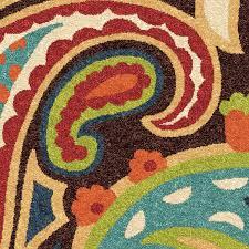 bright multi colored rugs rug designs