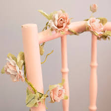 Girly Home Decor Home Accessory Flower Garland Flowers Floral Decoration Home