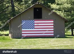 Big American Flags Old Barn Big American Flag Stock Photo 143915335 Shutterstock