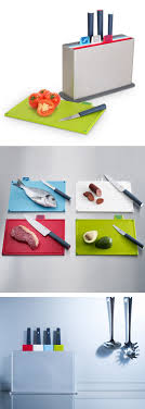 ustensile de cuisine joseph joseph design joseph joseph advanced knives and chopping boards joseph joseph
