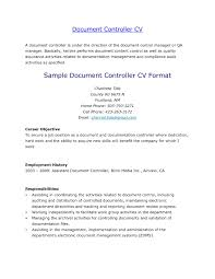 qa engineer resume example resume document free resume example and writing download cv document controller normyinfo resume examples sample resume for document controller sample within cv format example electrical engineer