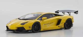yellow lamborghini aventador dtw corporation rakuten global market kyosho kyosho 1 18