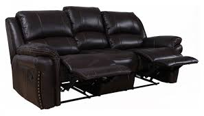 Sofa Reclining Milton Chocolate Reclining Sofa Home Zone Furniture Living Room