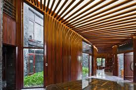 awesome stone house vietnam trong nghia architects home stone house interior ideas vietnam trong nghia architects