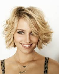 short curly layered haircuts with bangs archives women medium