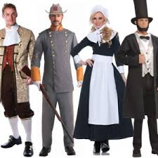 Colonial Halloween Costume Hollywood Costumes