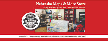 Map Store Nebraska Maps U0026 More Unl Marketplace