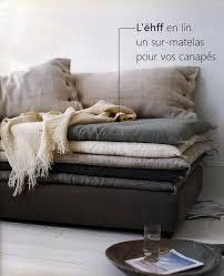 surmatelas canapé interieur changer ses housses de coussins de canapé confection de