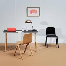 bureau bouroullec the copenhague desk cph90 made in solid wood and plywood ronan and