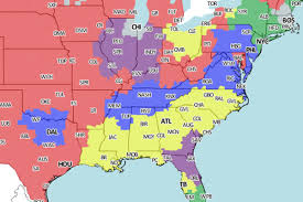 Tv Reception Map Can You Watch The Jaguars Vs Colts Game On Sunday Big Cat Country