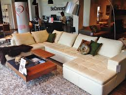 Designer Furniture Stores by Featuring The Stunning Mezzo In White Salto Leather With Fuctional
