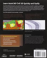 buy autocad civil 3d 2013 essentials book online at low prices in