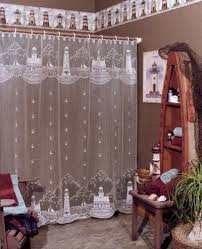 Design Your Own Shower Curtain Unique Bathroom Shower Curtains With Lighthouse