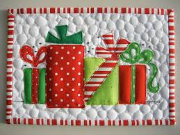 mug rugs christmas a gallery on flickr
