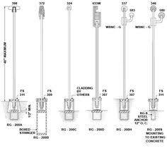 Handrail Design Standards Edge Lit Glass Railing Base Shoe Google Search Details