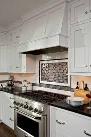 Mirror Backsplash In Kitchen Hoods That Express As Well As Inhale Teakwood Builders