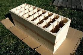easy diy wine rack plans build design ideas woodworking a hope
