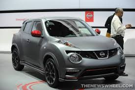 juke nismo 2013 north american international auto show nissan juke nismo auto