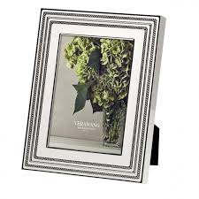 with blanc 5x7 picture frame vera wang wedgwood us