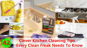 cleaning tips for kitchen 42 clever kitchen cleaning tips every clean freak needs to know