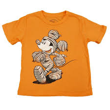 halloween shirts plus size amazon com disney mickey mouse mummy boys orange halloween t
