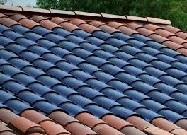 piastrelle fotovoltaiche tegole solari tetto fotovoltaico