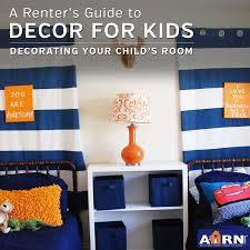 the renter u0027s guide to decorating for your kids ahrn com
