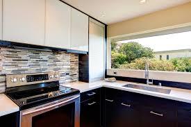 kitchens with backsplash picking the popular kitchen backsplash