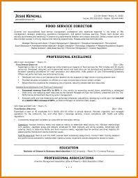 food service resume food service resume sle resume manager food service management