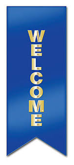 blue and gold ribbon blue ribbon with gold welcome b h publishing