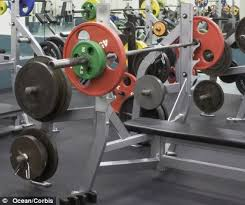 How Much Does Bench Bar Weigh Fitness Fanatic 28 Found Dead Under Weight Lifting Bar U0027after