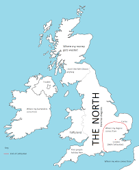 Maps Of England by I Drew A Map Of The Uk According To Someone From London Feel Free