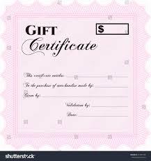 printable christmas gift vouchers homemade christmas gift certificates templates luxury printable