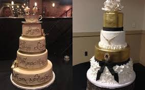 the latest trend for nashville wedding cakes originality