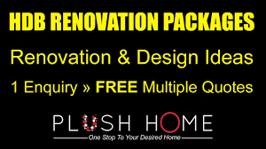 hdb renovation packages contractors u0026 designs compare quotes