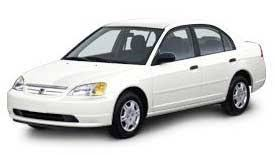 honda civic 2001 honda civic specifications car specs auto123