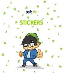 Ask Fm Askfm Sticker Petshopbox Studio
