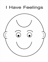 Feelings Coloring Pages Snapsite