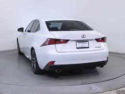 used lexus is 250 f sport used 2014 lexus is 250 f sport sedan for sale in miami fl 86758