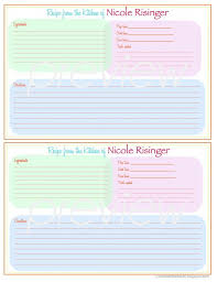 a living sacrifice some friday love recipe binder printable