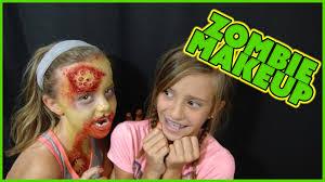 halloween makeup tutorial the walking dead zombie makeup