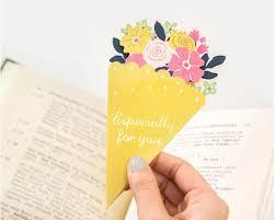 wedding gift greetings gc927 10pcs lot 16x10 5cm flower diy greeting card word cards