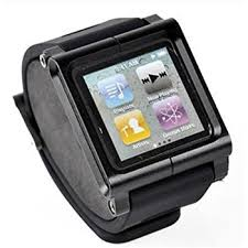 amazon ipod nano black friday amazon com piggyb groovy silicone watch band case cover for apple
