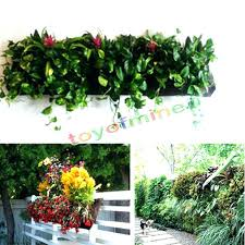 outdoor wall planter hanging wall planters indoor indoor outdoor
