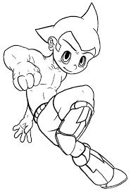 Sketch Of Astro Boy Coloring Pages Bulk Color Boy Color Pages